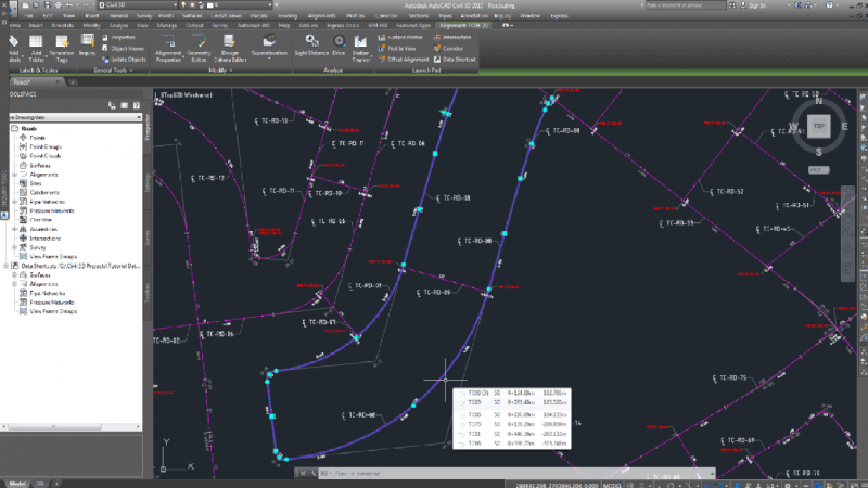 AutoCAD Civil 3D 2006 — рис. 2