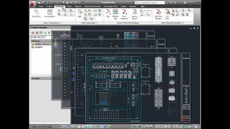 AutoCAD Electrical 2007