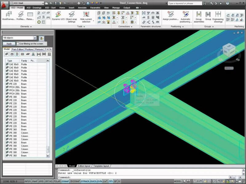 AutoCAD Structural Detailing 2011
