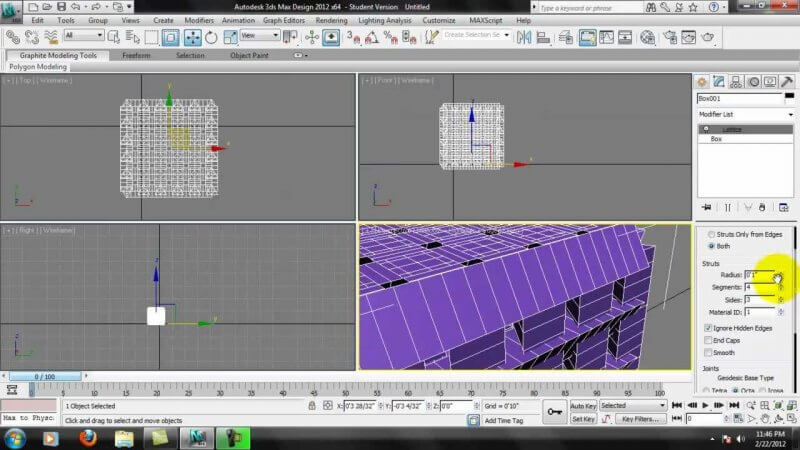 Autodesk 3ds Max Design 2012 — рис. 2