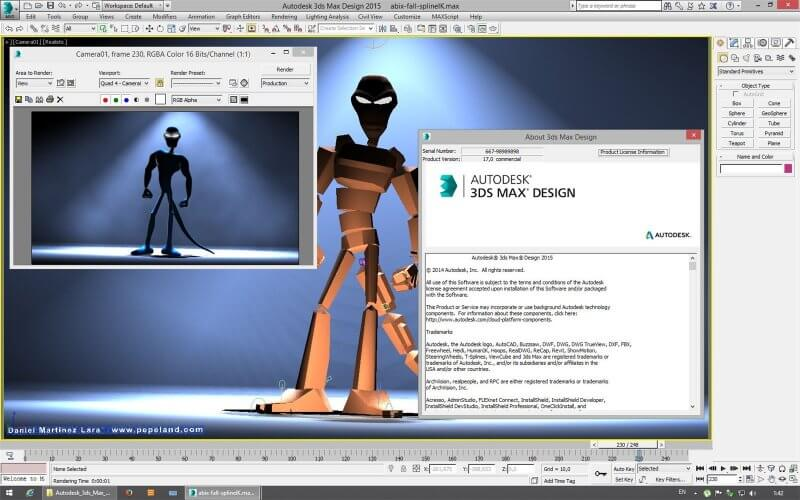 Autodesk 3ds Max Design 2015 — рис. 2