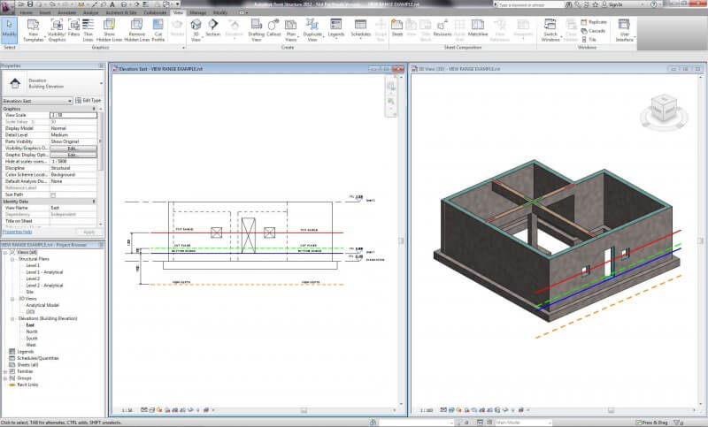 Autodesk Revit Structure 2012 — рис. 2