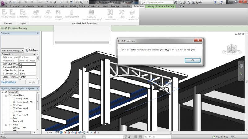 Autodesk Revit Structure 2013 — рис. 2