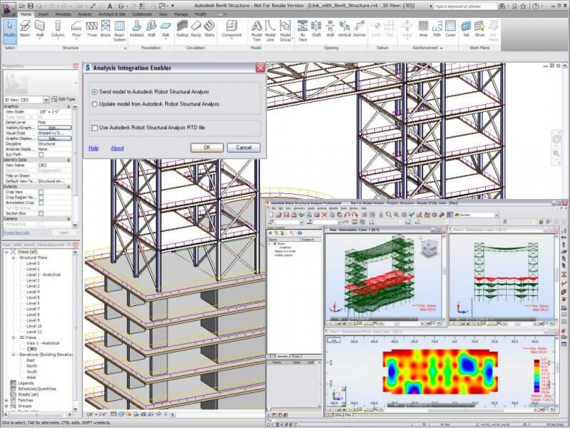 Autodesk Revit Structure 2014 — рис. 2