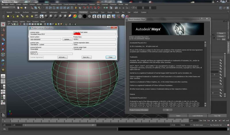 Autodesk Entertainment Creation Suite 2012
