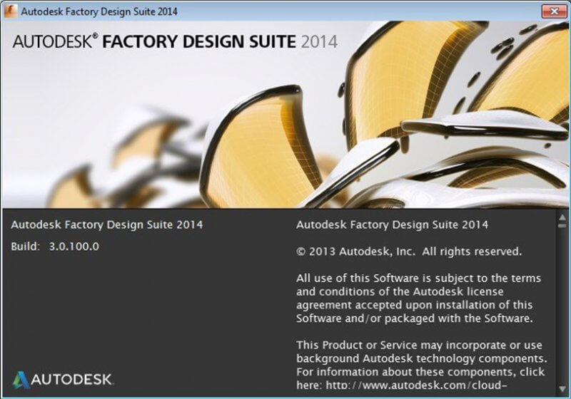 Autodesk Factory Design Suite 2014 — рис. 1