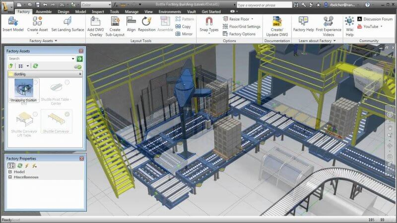 Autodesk Factory Design Suite 2014 — рис. 2