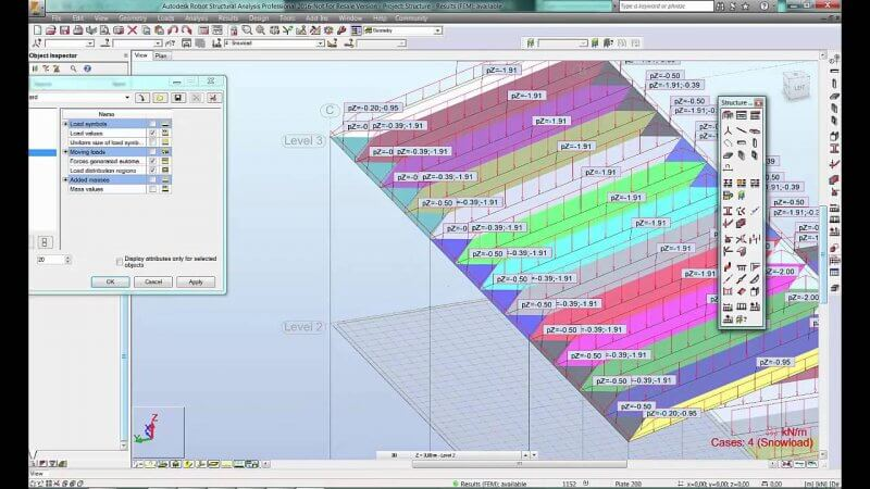 Autodesk Robot Structural Analysis 2016 — рис. 1